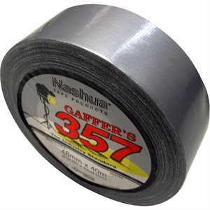 STYLUS GAFFERS TAPE 48MM X 4M MIXED COL