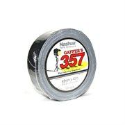 NASHUA 357 GAFFERS TAPE BLACK 48MM X 40M