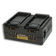 HAWK WOODS CANON  BATTERY CHARGER 2 CHANNEL SIMULTANEOUS