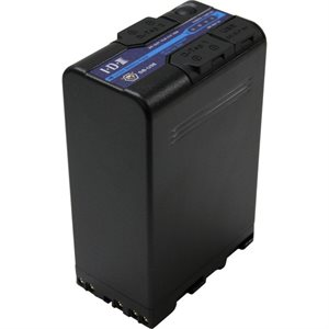 IDX (93Wh) 14.4V / 6.4Ah LITHIUM ION BATTERY FOR BP-U TYPE