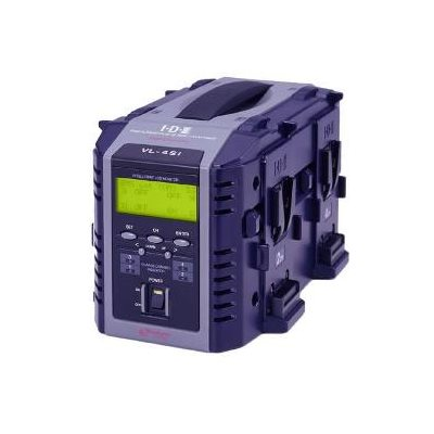 IDX 4-Channel Fully Simultaneous Quick Charger with Intelligent Display