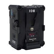IDX 96Wh PowerLink Li-ion V-Mount Battery with 2x D-Taps & 1x USB