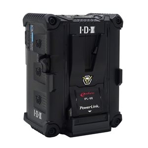 IDX 96Wh PowerLink Li-ion V-Mount Battery with 2x D-Taps & 1x USB
