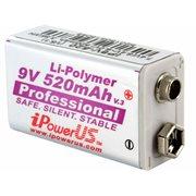 Ipower 9V 520Ma Li-Poly Recharge Bat