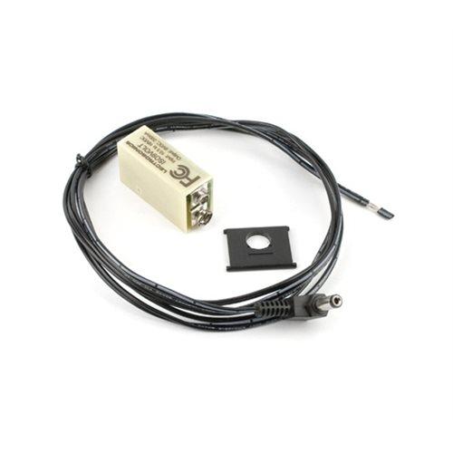 LECTRO ISO BATT ELIM W /  H STYLE TX BAT DOOR FOR PLUG ON TX, NO PSU INCL