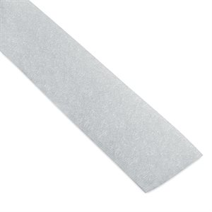 VELCRO 50MM LOOP ADHESIVE WHITE 1M