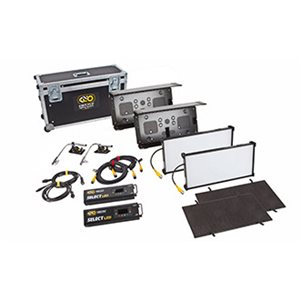 Interview / FS 21 LED DMX Kit (2-Unit), Univ 230U