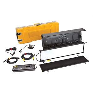 FreeStyle 31 LED DMX Kit w /  Flight Case, Univ 230U