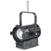 FILMGEAR LIGHTING 150W FRESNEL LED, TUNGSTEN, 4-LEAF BARNDOOR, +130MM FRESNEL LENS, & STIRRUP WITH +28MM SPIGOT