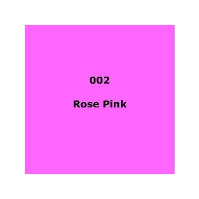 """002 Rose Pink sheet, 1.2m x 530mm / 48"""" x 21"""""""