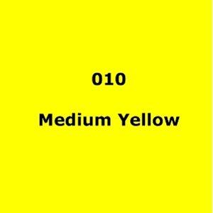 Lee Filters 010 Medium Yellow roll