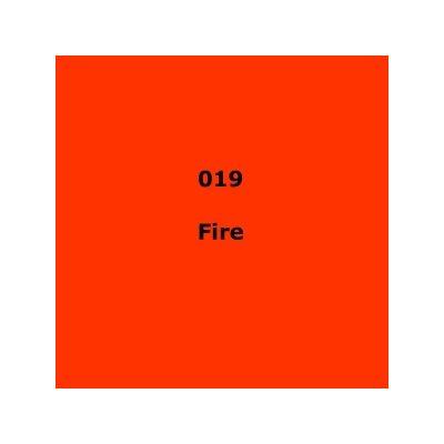 019 Fire roll, 1.22m X 7.62m / 4' X 25'