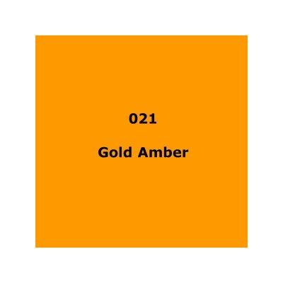 """021 Gold Amber sheet, 1.2m x 530mm / 48"""" x 21"""""""