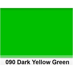 "090 Dark Yellow Green Half Sheet, High Temperature, 610mm x 530mm  /  22"" x 21"""