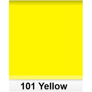 101 Yellow roll, 1.22m X 7.62m  /  4' X 25'