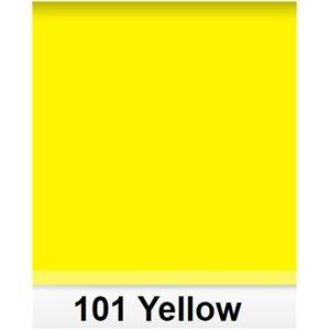 101 Yellow roll, 1.22m X 7.62m / 4' X 25'