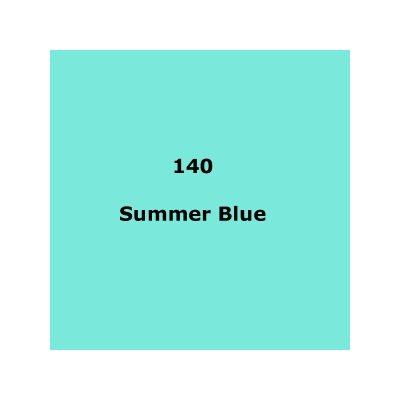 Lee Filters 140 Summer Blue Sheet