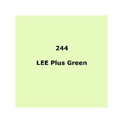 Lee Filters 244 Plus Green Sheet