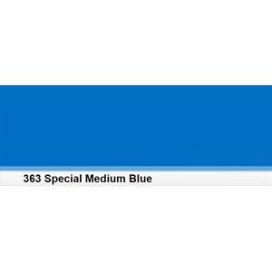 363 Special Medium Blue roll, 1.22m X 7.62m / 4' X 25'