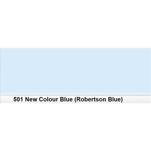 501 New Colour Blue roll, 1.22m X 7.62m / 4' X 25'