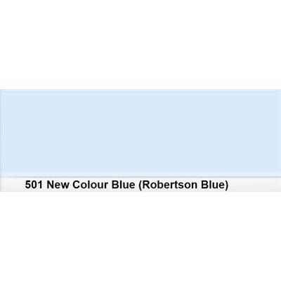 "501 New Colour Blue sheet, 1.2m x 530mm / 48"" x 21"""
