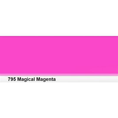 795 Magical Magenta roll, 1.22m X 7.62m / 4' X 25'
