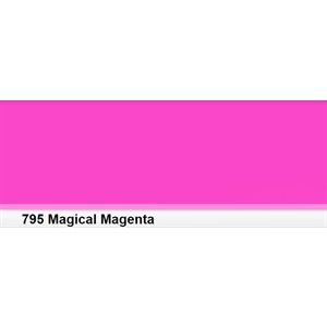 795 Magical Magenta roll, 1.22m X 7.62m / 4' X 25'