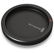 Blackmagic Design Camera - Lens Cap EF (Fits body of EF Cameras)