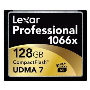 Lexar Pro CF 32gb 1066x