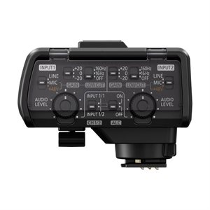 Lumix XLR Audio Adapter
