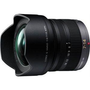 Lumix G Vario 7-14mm F4.0 MFT Wide Zoom Lens