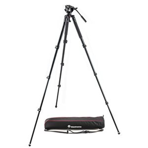 MANFROTTO 500 ALU SINGLE LEG VIDEO SYSTEM