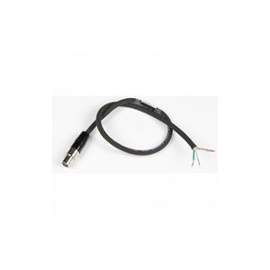 """LECTRO CABLE, TA3F TO TAILS, 15"""""""