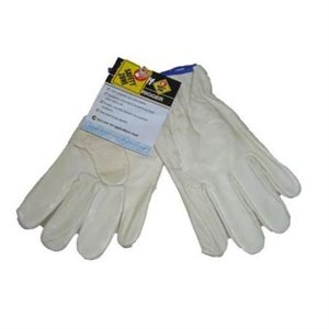 MSA LEATHER RIGGING GLOVES MEDIUM
