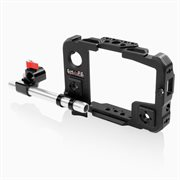 Shape OBIROD Cage For Atomos Shinobi Monitor With 15 mm Lws Swivel Rod Clamp