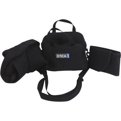 "7"" Monitor Neoprene Bag + Strap"