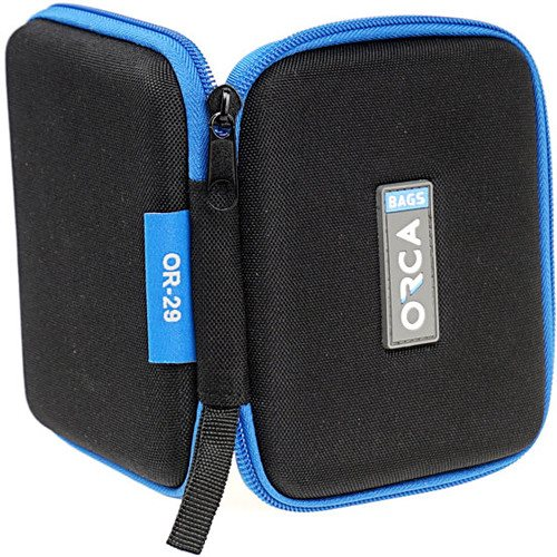Orca Audio Capsules and Accessories Pouch