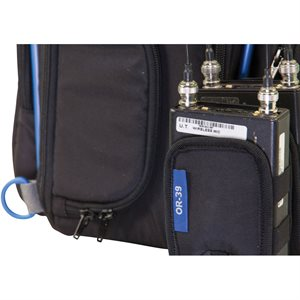ORCA BAGS DOUBLE WIRELESS POUCH