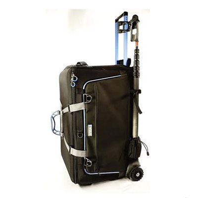 Orca OR-48 Audio Accessories Bag with Built In Trolley