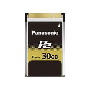 PANASONIC 30GB P2 CARD