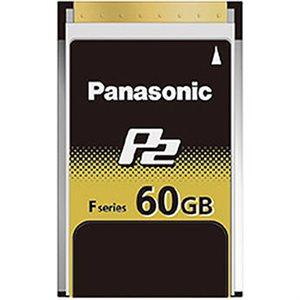 PANASONIC 60GB P2 CARD