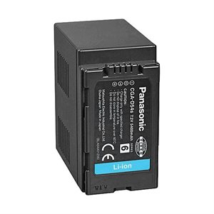 PANASONIC BATTERY 5400MAH