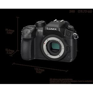 PANASONIC LUMIX DMC GH4 - BODY ONLY