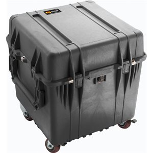 Pelican 0354Bd 0350 Cube Case With Dividers - Black