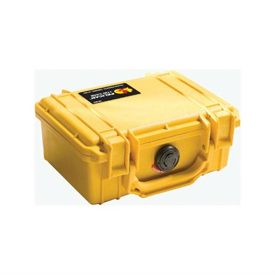 PELICAN # 1120 CASE NO FOAM - YELLOW
