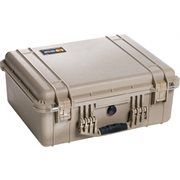 PELICAN # 1550 CASE NO FOAM - DESERT TAN