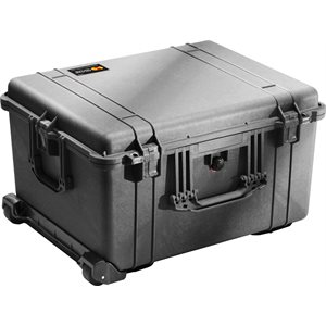 Pelican 1620B 1620 Case - Black EXISTING STOCK ONLY