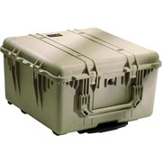 PELICAN # 1640 TRANSPORT CASE - OLIVE DRAB GREEN