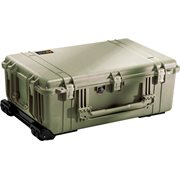 PELICAN # 1650 CASE NO FOAM - OLIVE DRAB GREEN