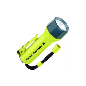 Pelican L4 LED Pocket Light - Yellow